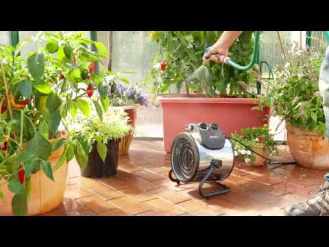 Bio Green Palma Electric Greenhouse Heater - Keen Gardener