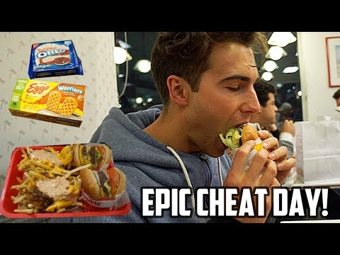 Epic Cheat Day!