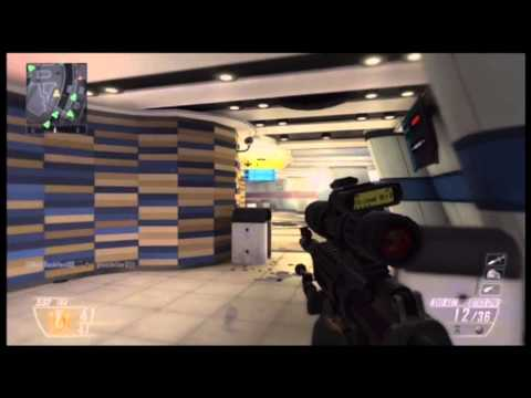 PrivatePonyPants Black Ops II Good MP7 Gameplay!