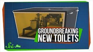 3 Groundbreaking New Toilets