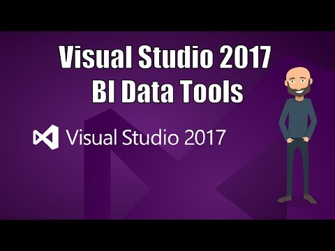 Visual Studio 2017 - BI Data Tools (SSDT)