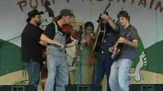"The Hillbilly Gypsies - ""Fire on the Mountain"" - LIVE"