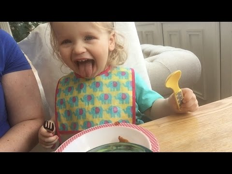 What my toddler eats for Dinner - 7 days of toddler meals