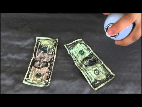 How to Fix Wrinkled Money the Russian Way