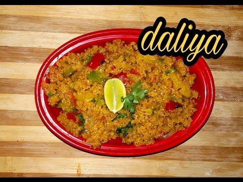daliya recipe | स्वादिष्ट नमकीन दलिया बनाने का तरीका | daliya recipe in hindi
