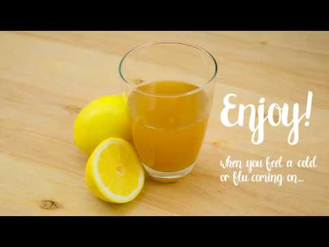 Hot Toddy Recipe - Great Cold & Flu Remedy
