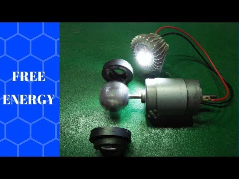 make a free energy generator with magnets motor 100% real new project 2018
