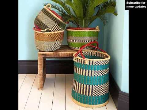 Wicker Storage Baskets Designs | Woven Basket And Wicker Basket Collection