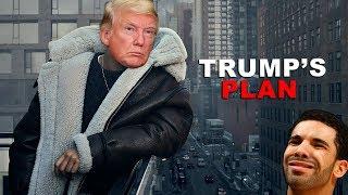 """Trump Sings """"God's Plan"""" by Drake"""