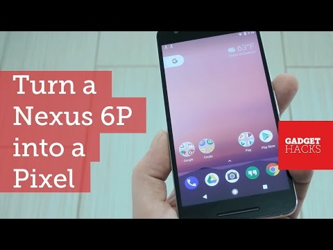 Turn Your Nexus 6P into a Pixel [How-To]