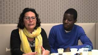 "Al via la rubrica ""Fuori Onda"". Dal Ghana a Padula: la storia di Zachariah"