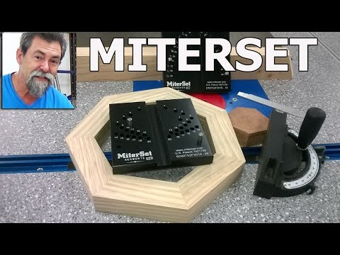 miterset how to cut perfect mitres dave stanton woodworking furniture