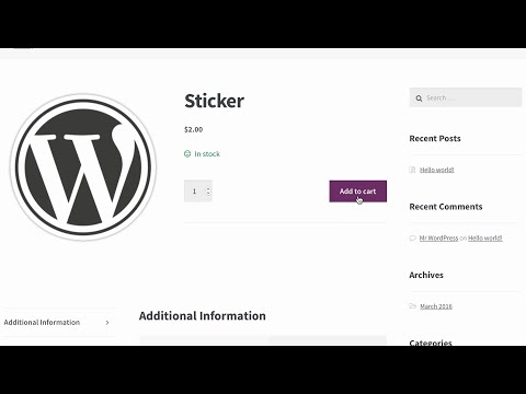 Introducing Ajax Cart Page in WooCommerce 2.6
