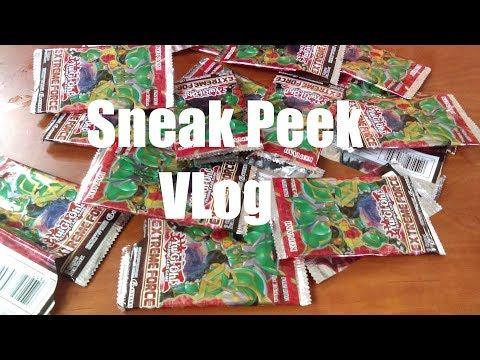 Yu-Gi-Oh! Extreme Force Sneak Peek Vlog