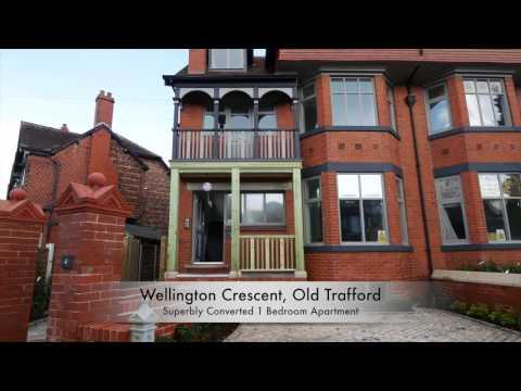Wellington Crescent, Old Trafford - JP & Brimelow Video Tour 1 Bed