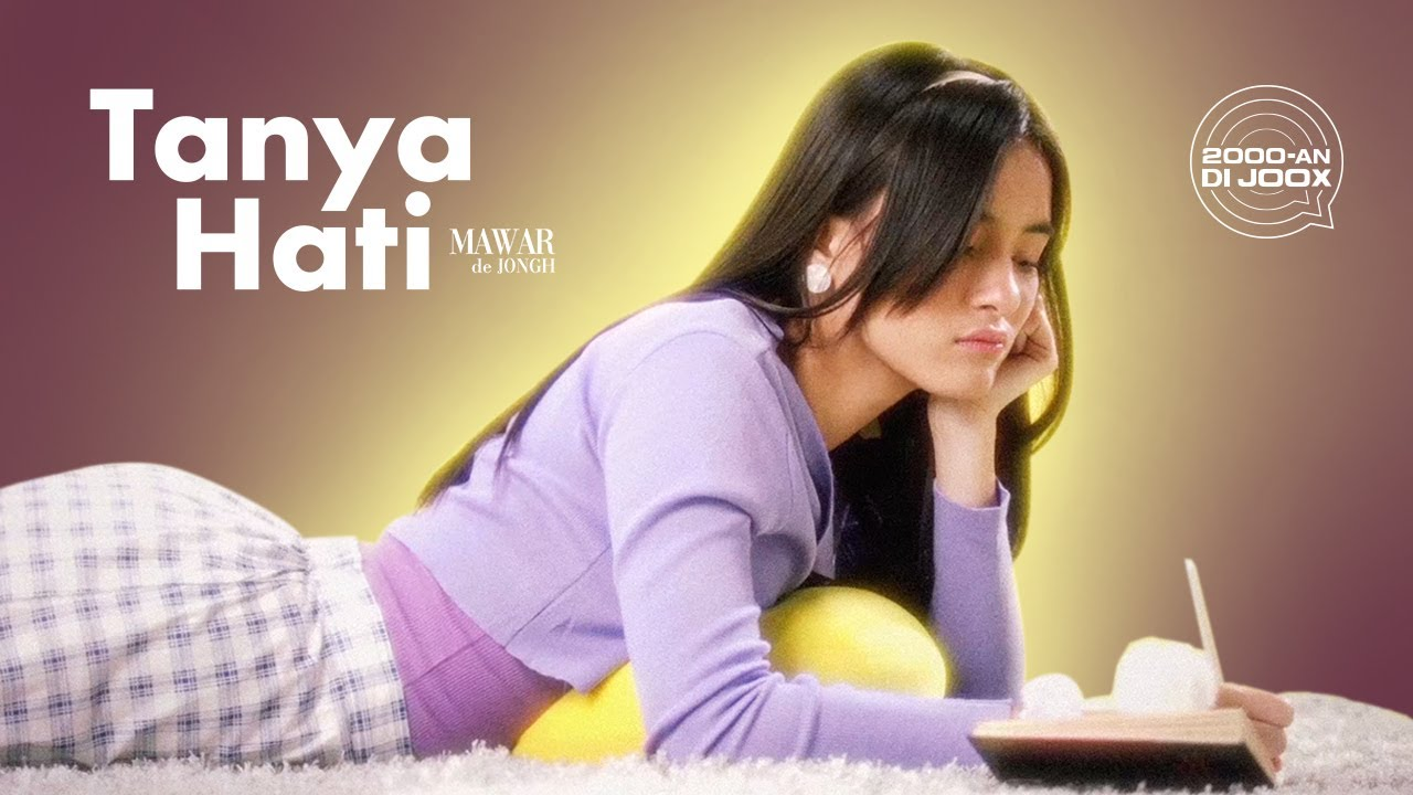 Mawar de Jongh - Tanya Hati | Official Lyric Video