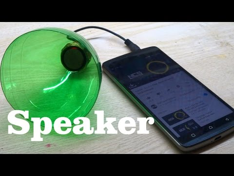How to Make a Speaker at Home Very Simple