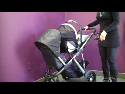 UPPAbaby Vista Stroller w/ Rumble Seat