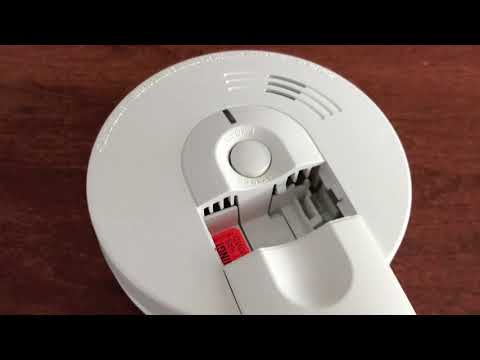 Replaced Battery/Cleaned smoke detector- Still BEEPING (Must RESET Detector)