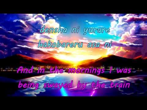 KIMI NO NA WA - Sparkle ~「English and Romaji Lyrics」