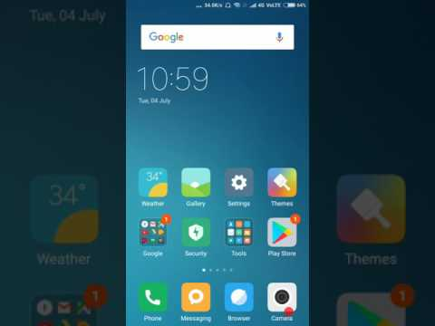Aircel 2G 3G 4G LTE APN acess point name internet settings for Xiaomi Redmi Android mobiles