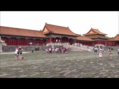 China Travel - Tiananmen Square & Forbidden City, Beijing