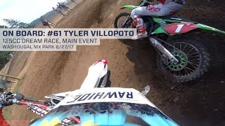 2017 125 Dream Race On Board With Villopoto