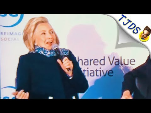 Hillary Has New Excuse On Why She Lost - Capitalism!
