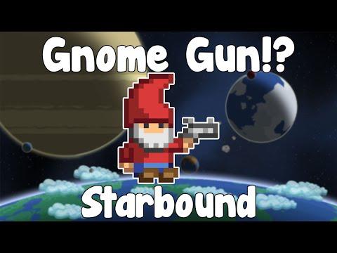 Gnome Gun!? - Starbound Unstable/Nightly Build