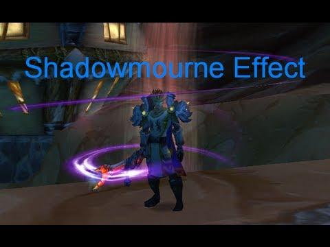 Как да заменим ефекта на Berserking с този на Shadowmourne [Бг Туториал]