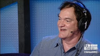 Quentin Tarantino Explains His Approach To Writing And Filmmaking