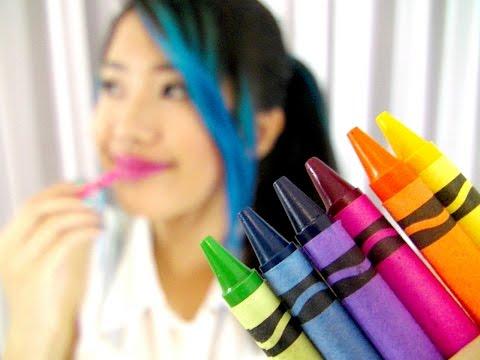 DIY~ Crayon Lipstick