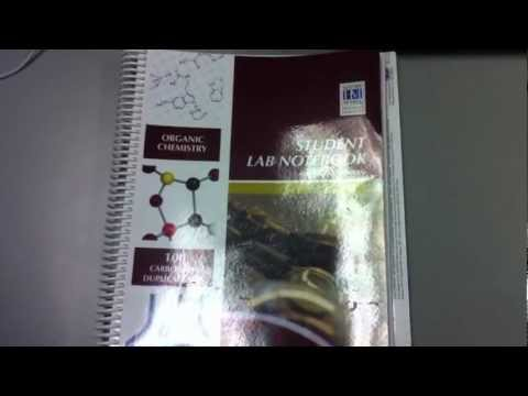 How to Keep a Lab Notebook