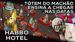 HABBO - GEMA REJEITADO ENCONTRA GURU DO AMOR COM GRANDE TÓTEM ft. Weslley