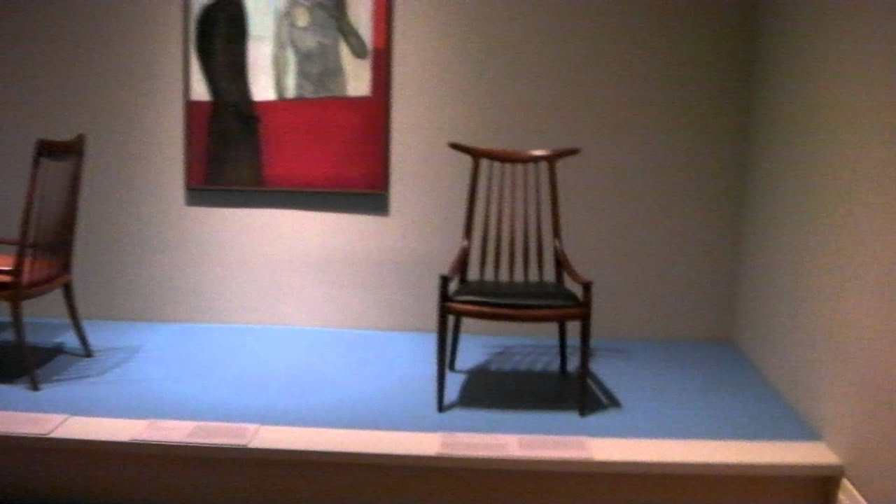 Sam Maloof Exhibition - Huntington Library