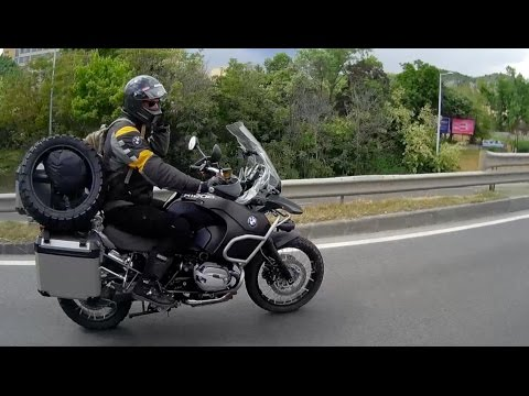 To The Balkans And Back, A Motorcycle Adventure, Part 1
