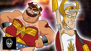 She-Ra is BETTER than He-Man?   DEATH BATTLE Bloopers