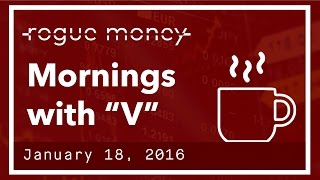 """Mornings with """"V"""" & CJ -  CIA Soft Coups, Hot Cold Wars & Cuks (01/18/2017)"""