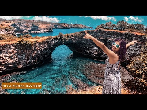 ONE DAY TRIP TO NUSA PENIDA ISLAND BALI
