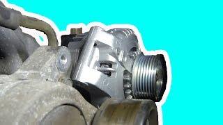 Honda Element & Crv Alternator Replacement With Diagnosis