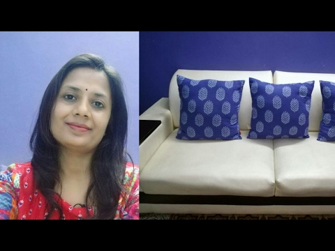 DIY Sofa Cover To Protect From Stains - Protect Your Sofa From Getting Dirty
