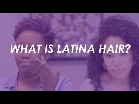What Are Latina Hair Products?   The Twist