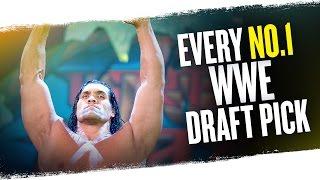 Every No. 1 WWE Draft pick