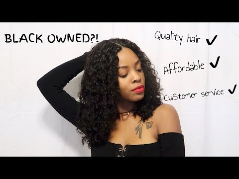 THIS HAIR IS DOPE!!! AmberJay Hair | #SmallBusinessSaturdays