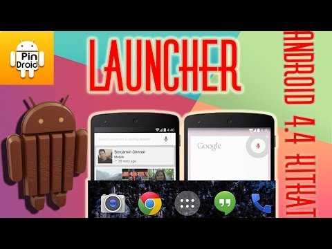 Instalar Android 4.4 KitKat Launcher + Gapps + Nexus 5 Wallpapers || Pindroid Channel