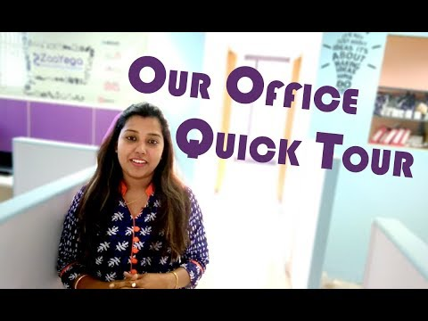 I m Back....  Our Office Quick Tour   On Demand Video