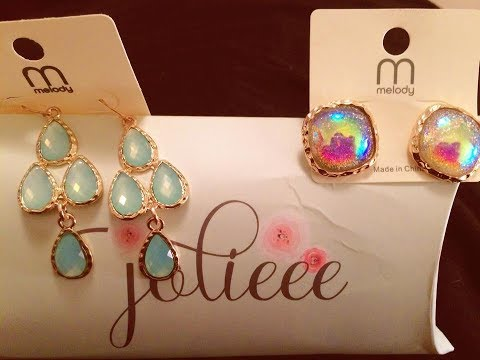 $1 jewelry review Jolieee