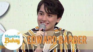 Edward reveals how much he loves Maymay | Magandang Buhay