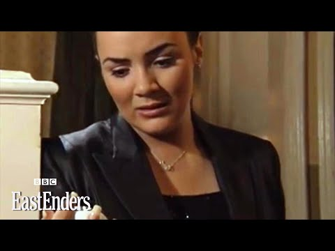 Caught out by the baby monitor! Grant's affair revealed Part 2 - EastEnders - BBC