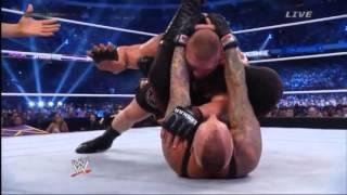 Undertaker vs Brock Lesnar Wrestlemania 30 highlights   YouTube